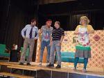 Divadelní představení Na ostro