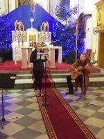 Adventní koncert žáků ZŠ a ZUŠ