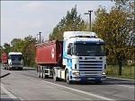 Přetížená doprava