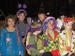 Dětský karneval ZŠ