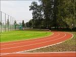 Nové hřiště u školy