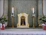 Oltář Něbrojovy kaple