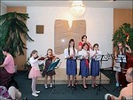 Závěrečný koncert ZUŠ