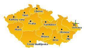 Mapa Dětmarovice Google Maps